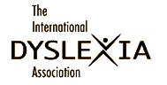 Logo International Dyslexia Association.