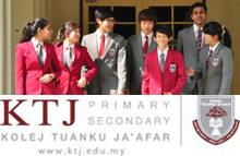 KTJ International School students